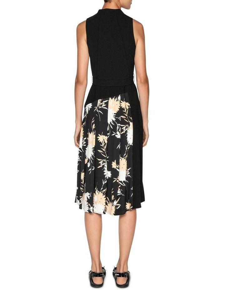 Dahlia Pleated Midi Dress image 3