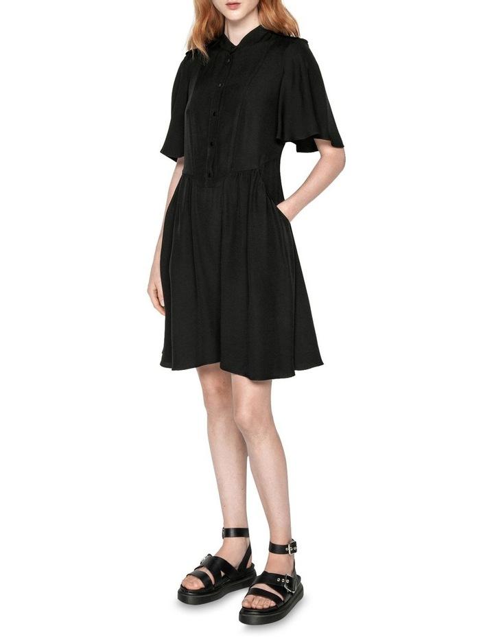 Viscose Button Front Dress image 1