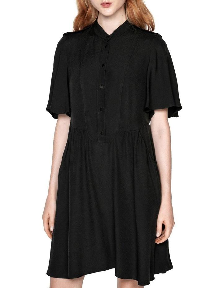 Viscose Button Front Dress image 2