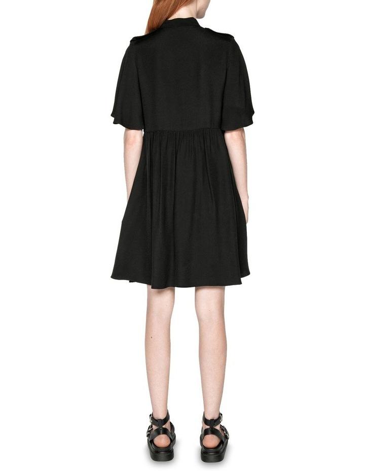 Viscose Button Front Dress image 3