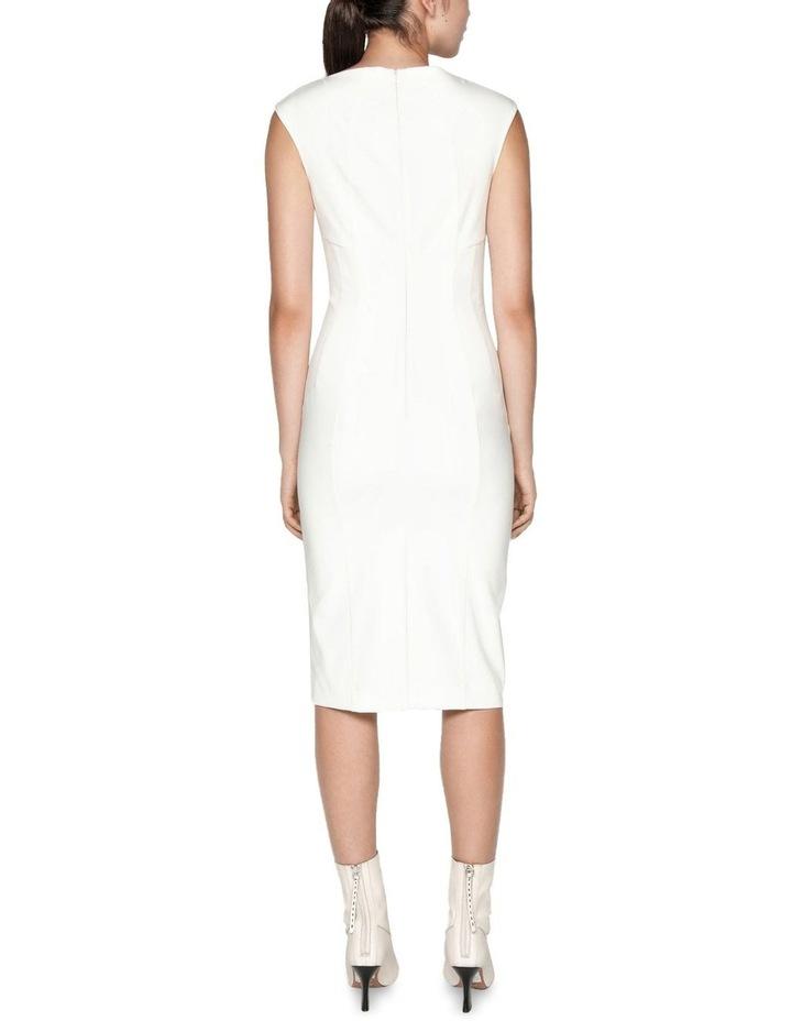 Square Neck Pencil Dress image 3