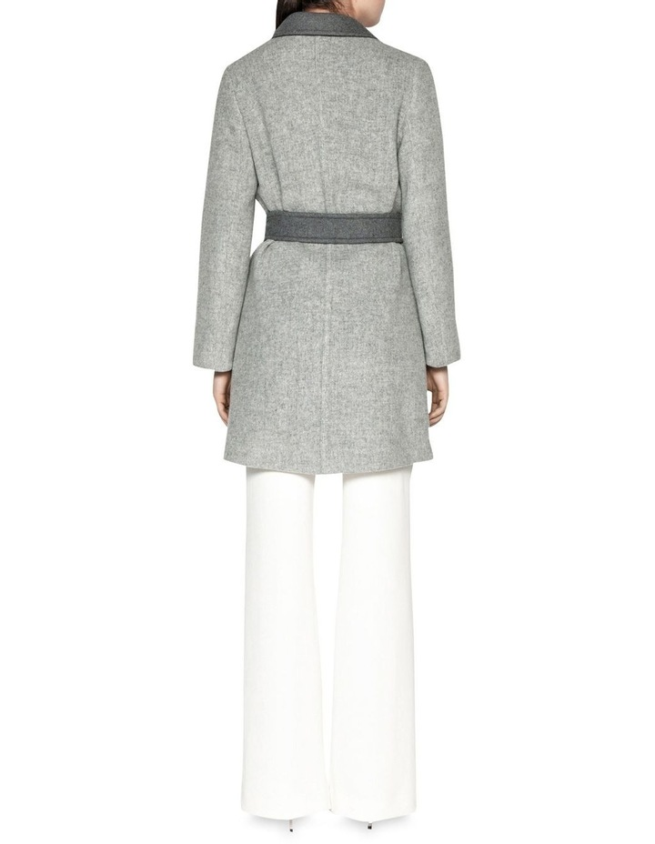 Wool Trench Coat image 3