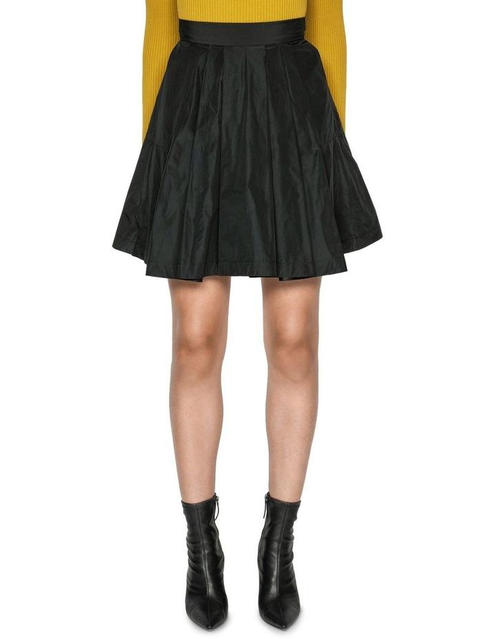 Pleated Mini Skirt image 2