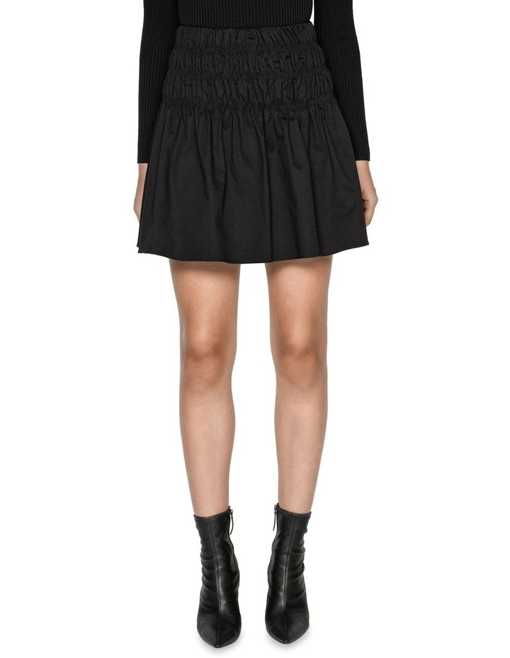 Cotton Ruched Waist Skirt image 2