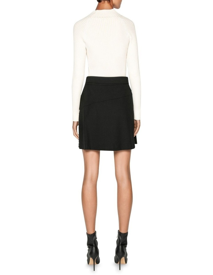 Monochrome Animal Mini Skirt image 3
