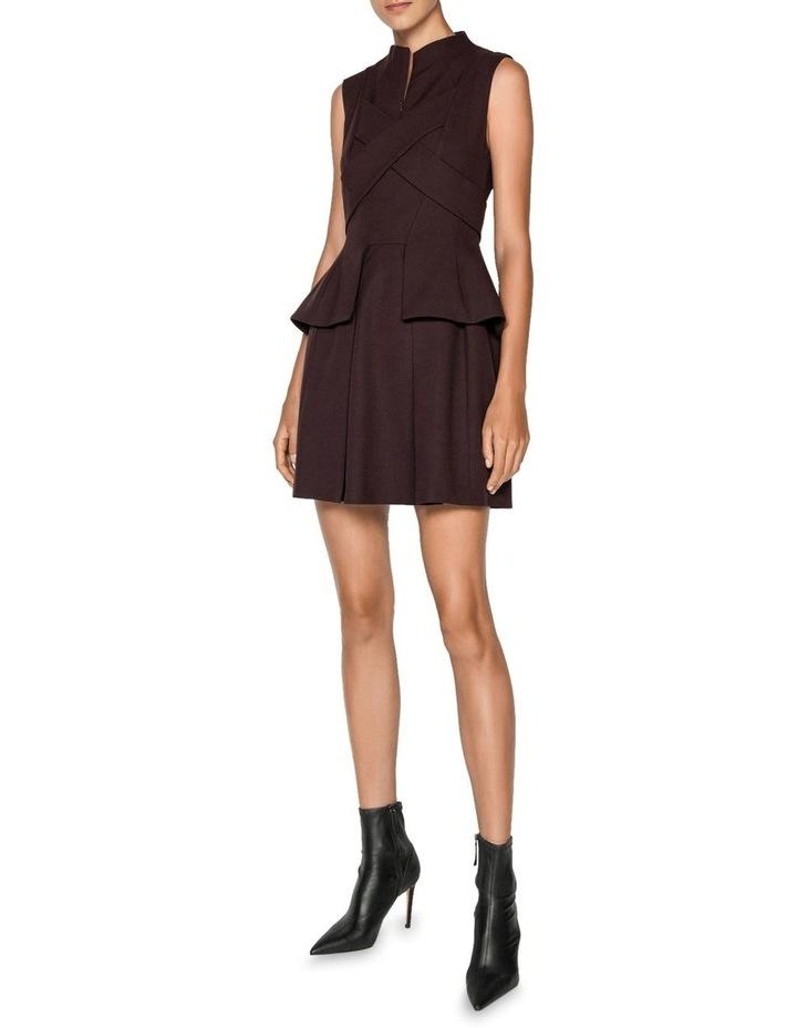 Plum Harness Dress image 1