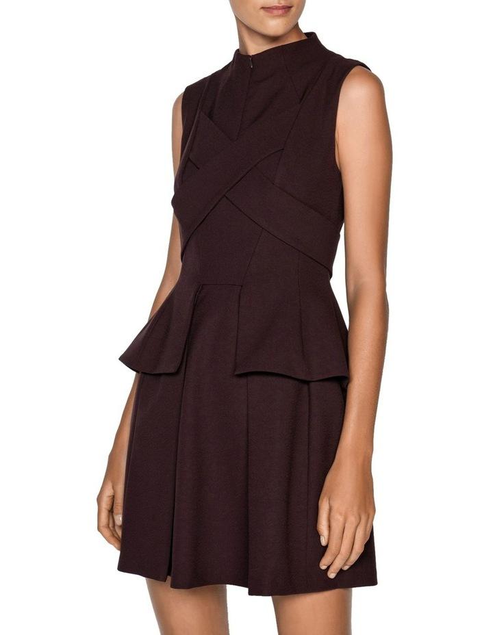 Plum Harness Dress image 2