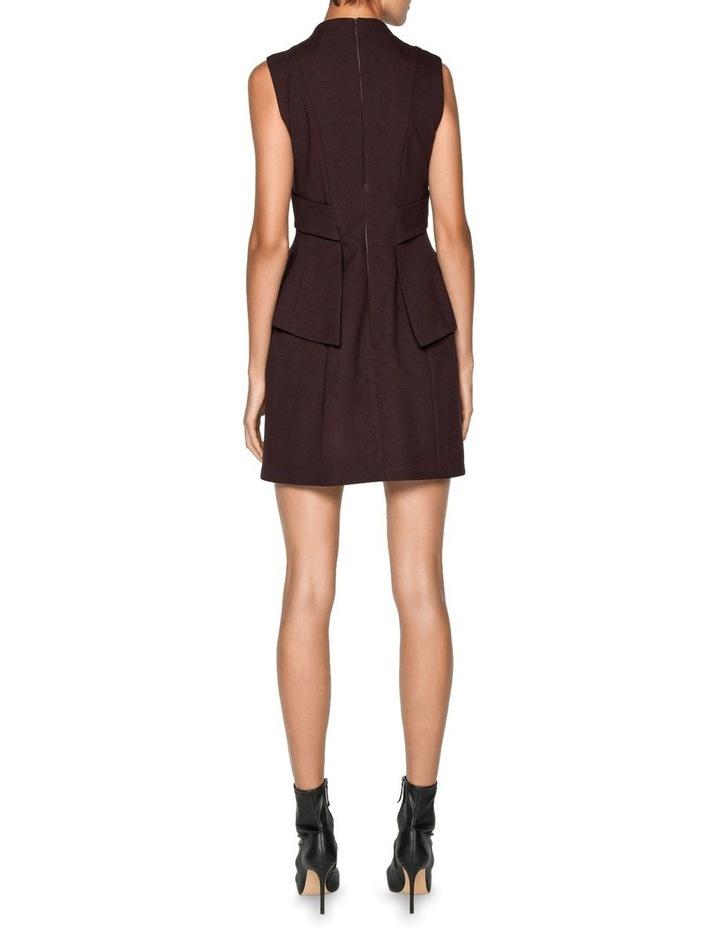 Plum Harness Dress image 3