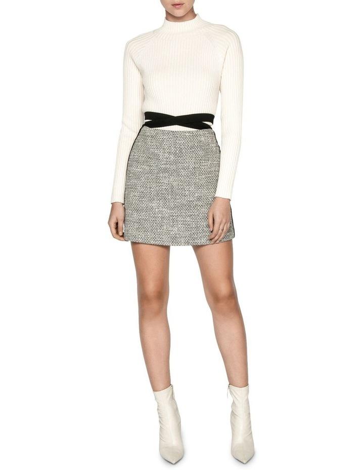 Waist Wrap Mini Skirt image 1