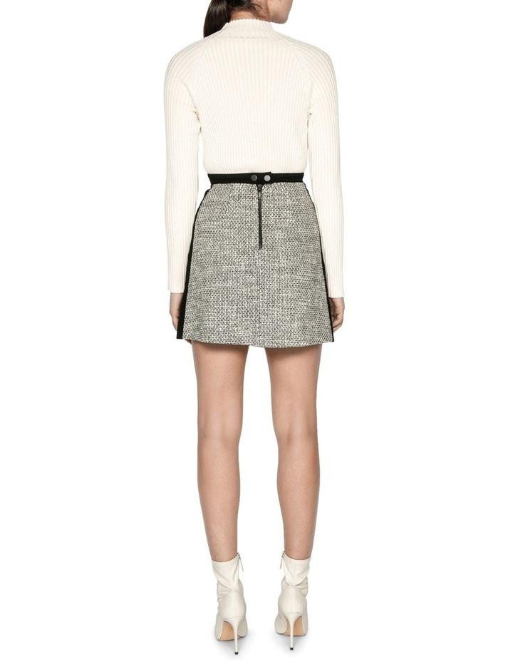 Waist Wrap Mini Skirt image 3