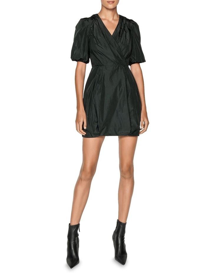Puff Sleeve Dress image 1