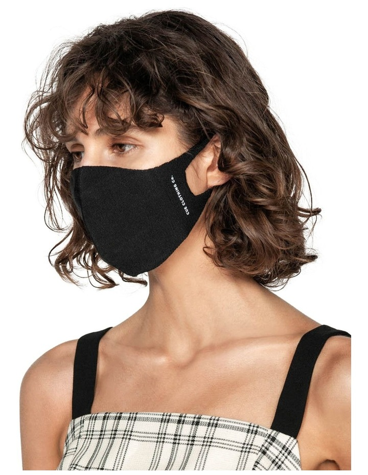 Knitted Face Mask image 1
