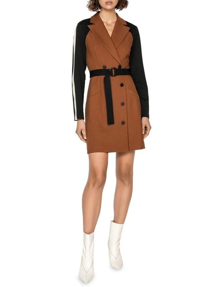 Cinnamon Blazer Dress image 1