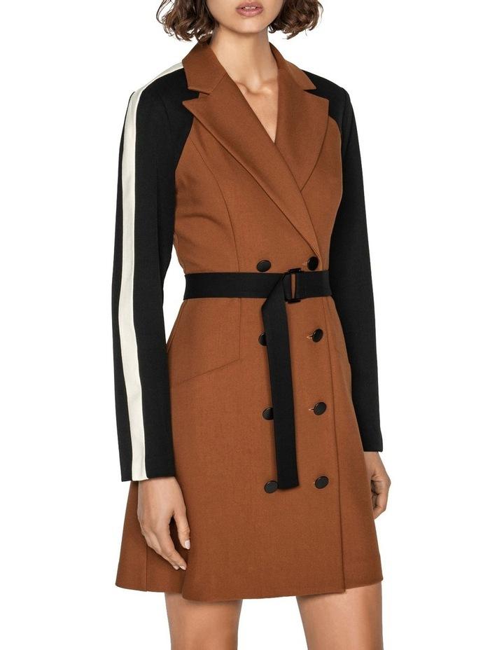 Cinnamon Blazer Dress image 2
