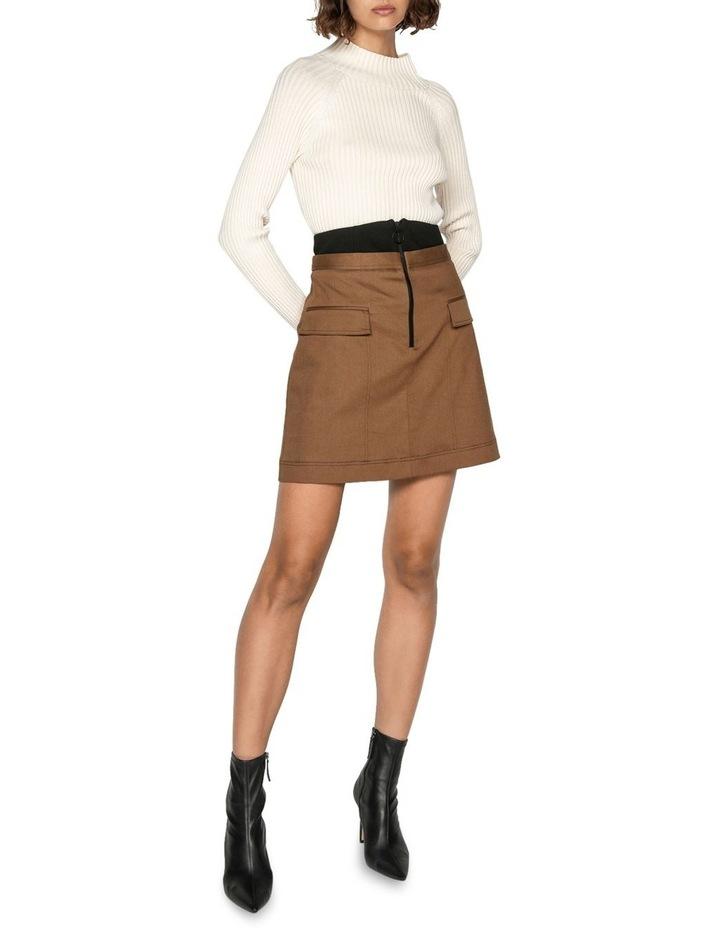 Cotton Corset Mini Skirt image 1
