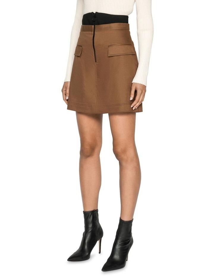 Cotton Corset Mini Skirt image 2
