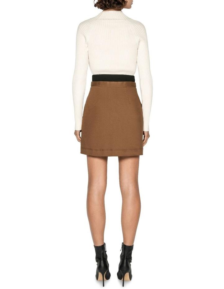 Cotton Corset Mini Skirt image 3