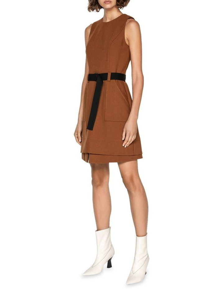 Cinnamon A-line Dress image 1