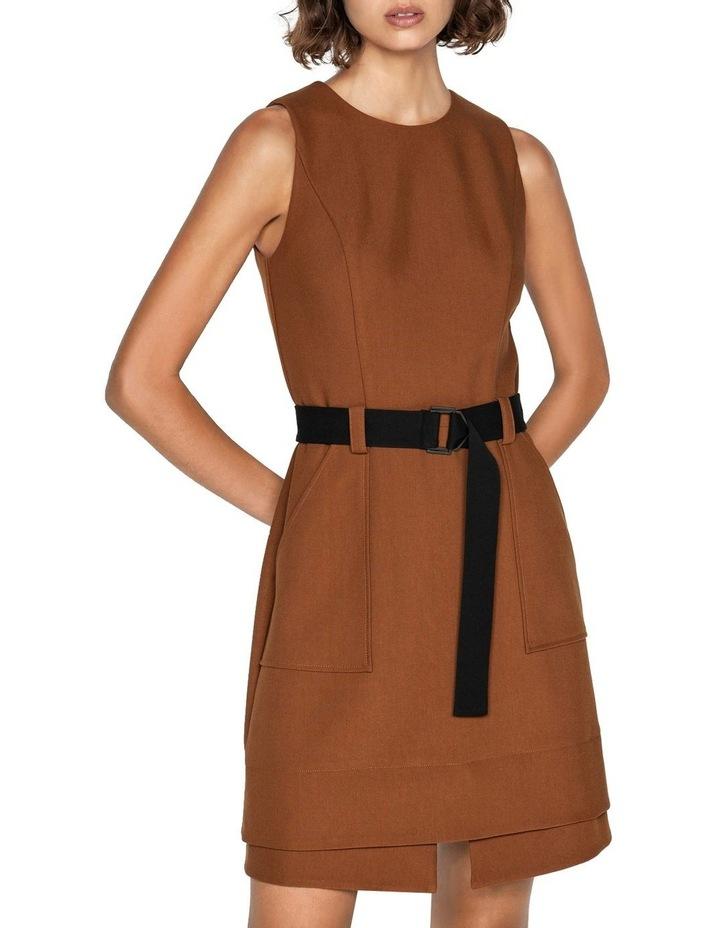 Cinnamon A-line Dress image 2