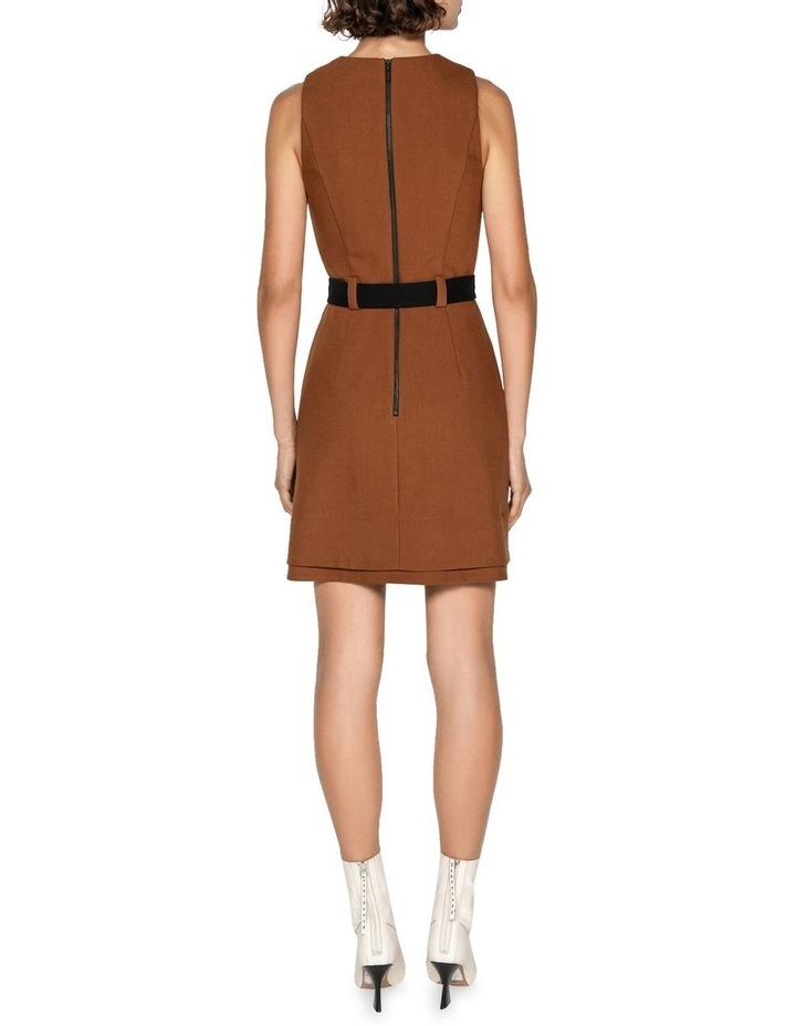 Cinnamon A-line Dress image 3