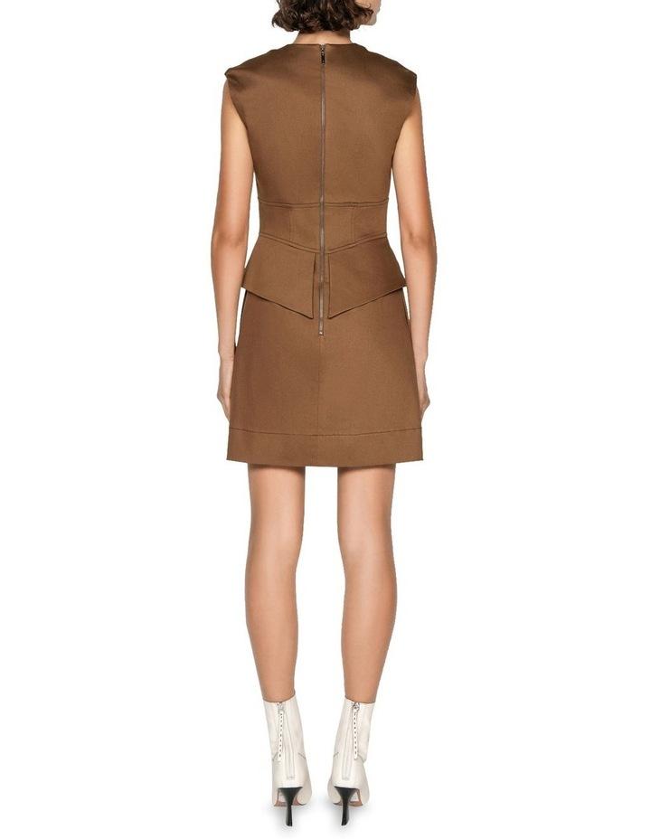 Cotton Utility Corset Dress image 3