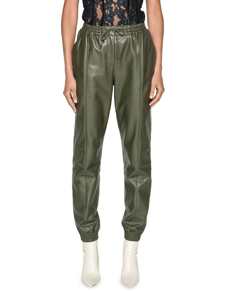 Leather Track Pant image 2