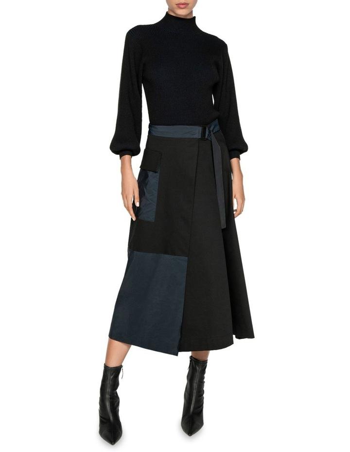 Organic Cotton Wrap Skirt image 1