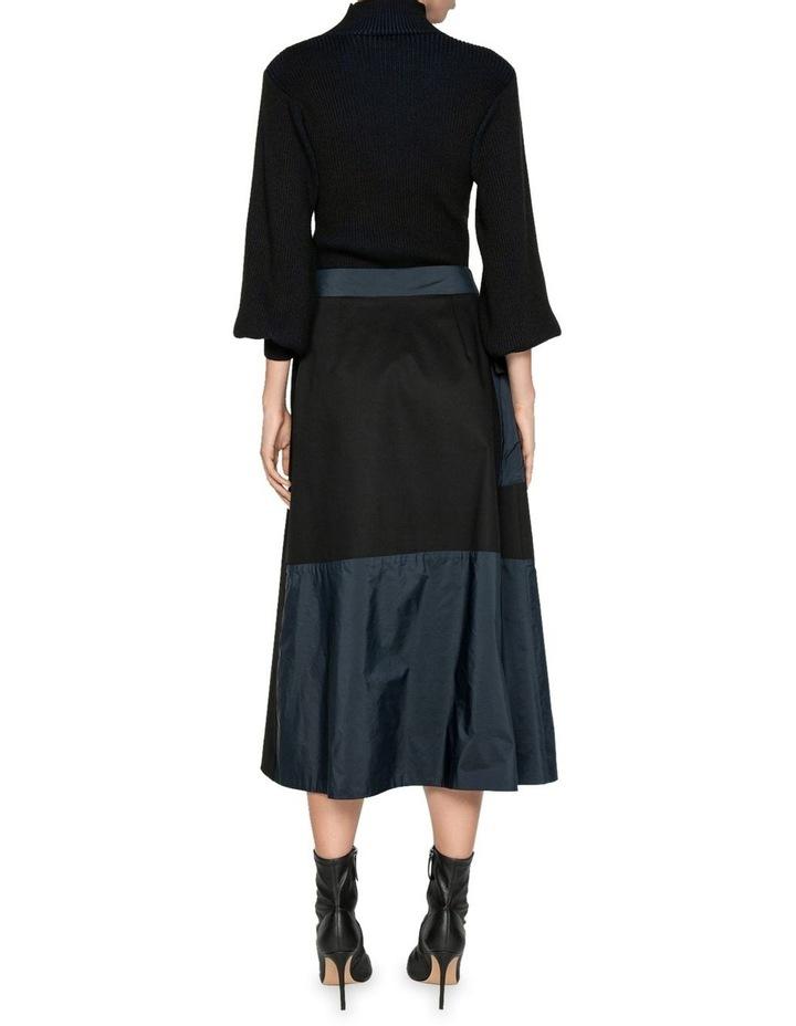 Organic Cotton Wrap Skirt image 3