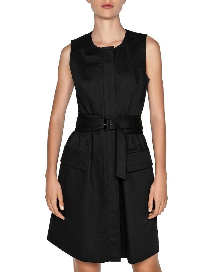 Organic Cotton Belted Dress image 2