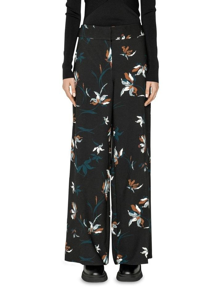 Floral Wide Leg Pant image 2