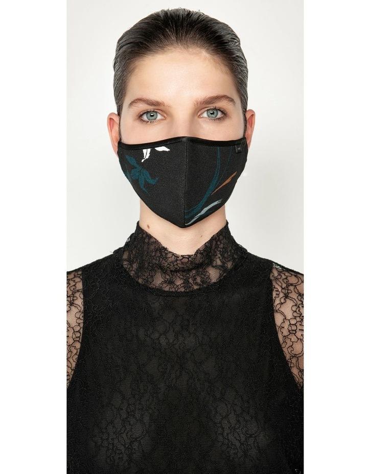 Floral Face Mask image 1