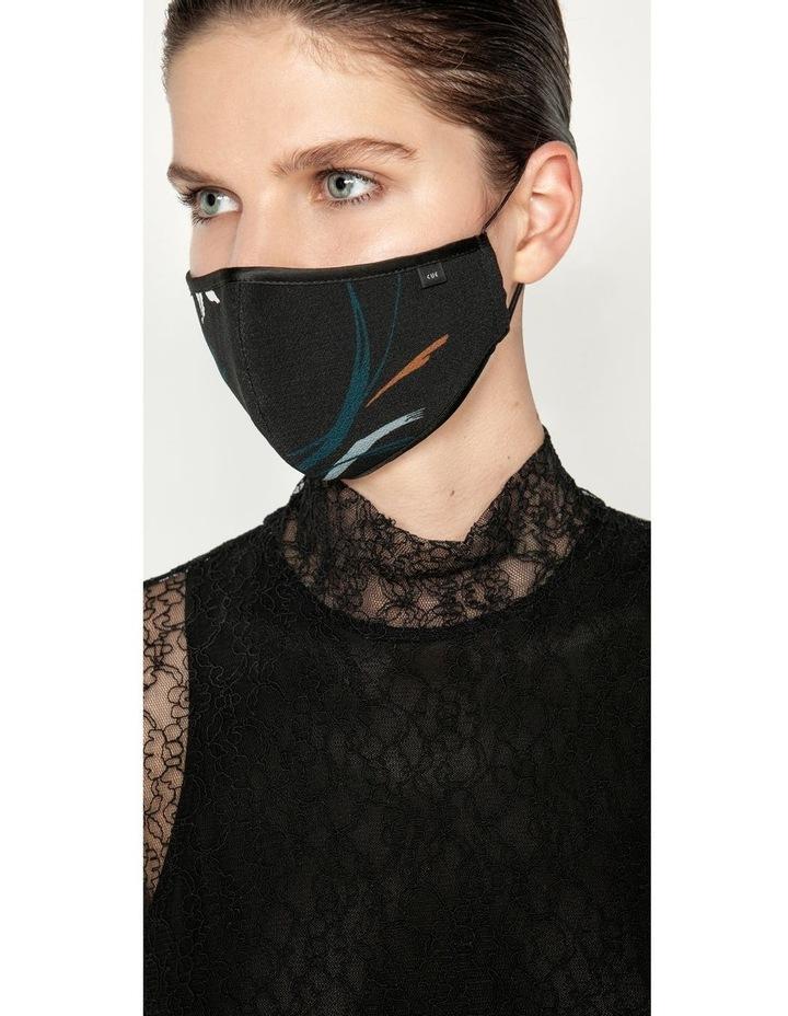 Floral Face Mask image 2