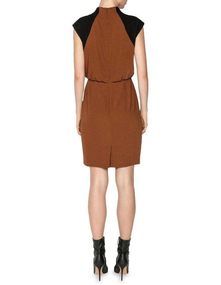 Drapey Zip Front Dress image 3