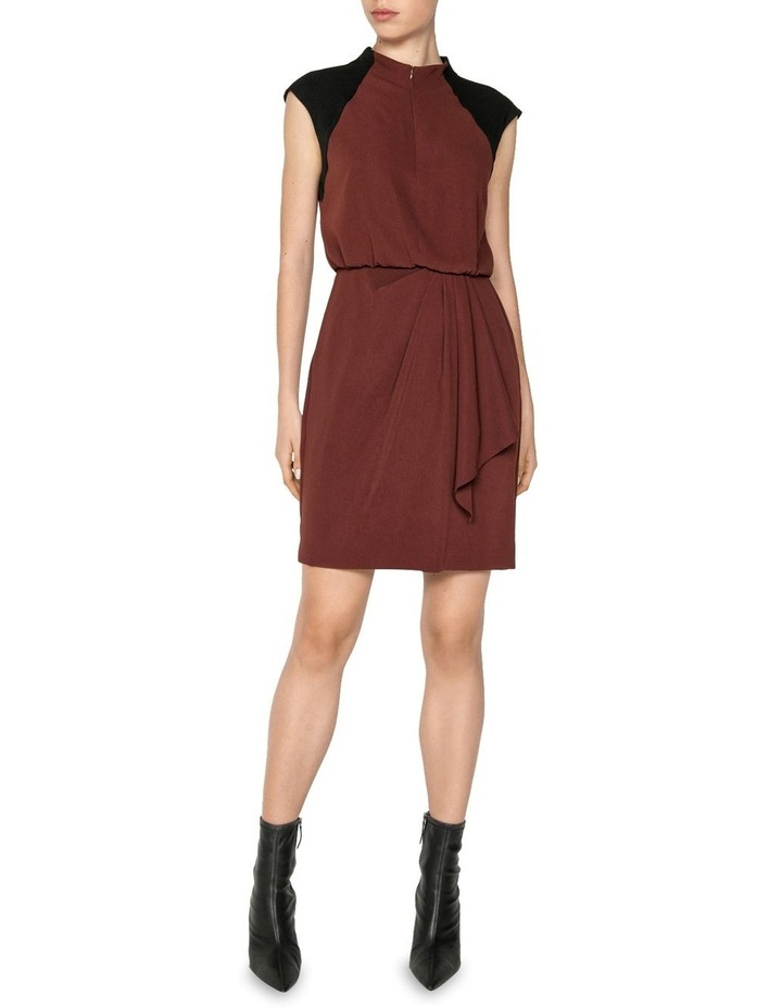 Drapey Zip Front Dress image 1
