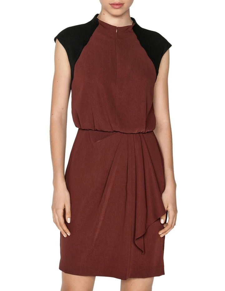 Drapey Zip Front Dress image 2