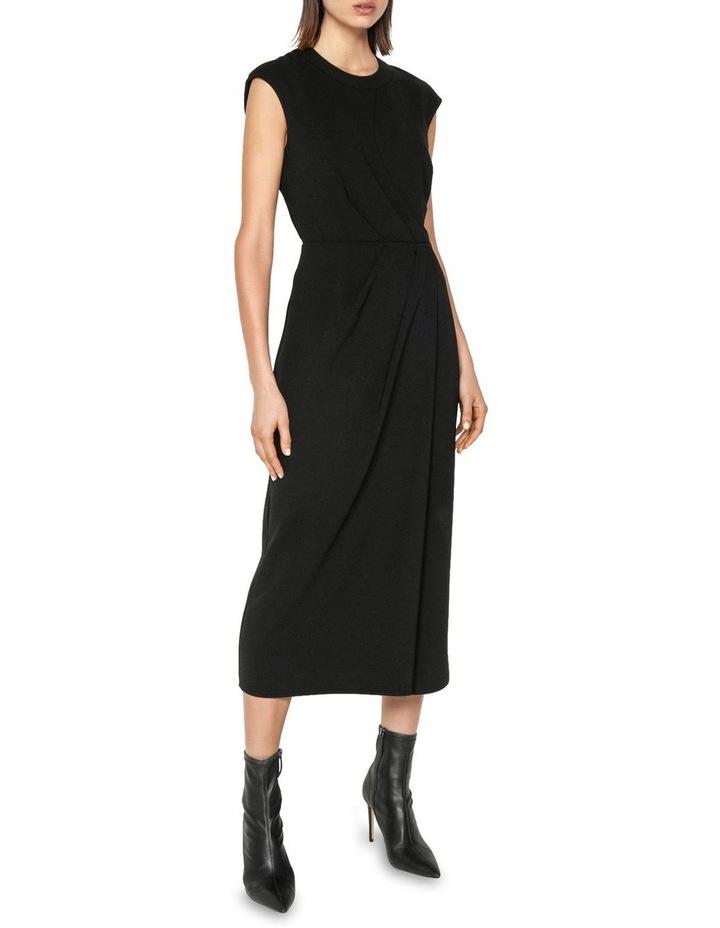 Keyhole Midi Dress image 1
