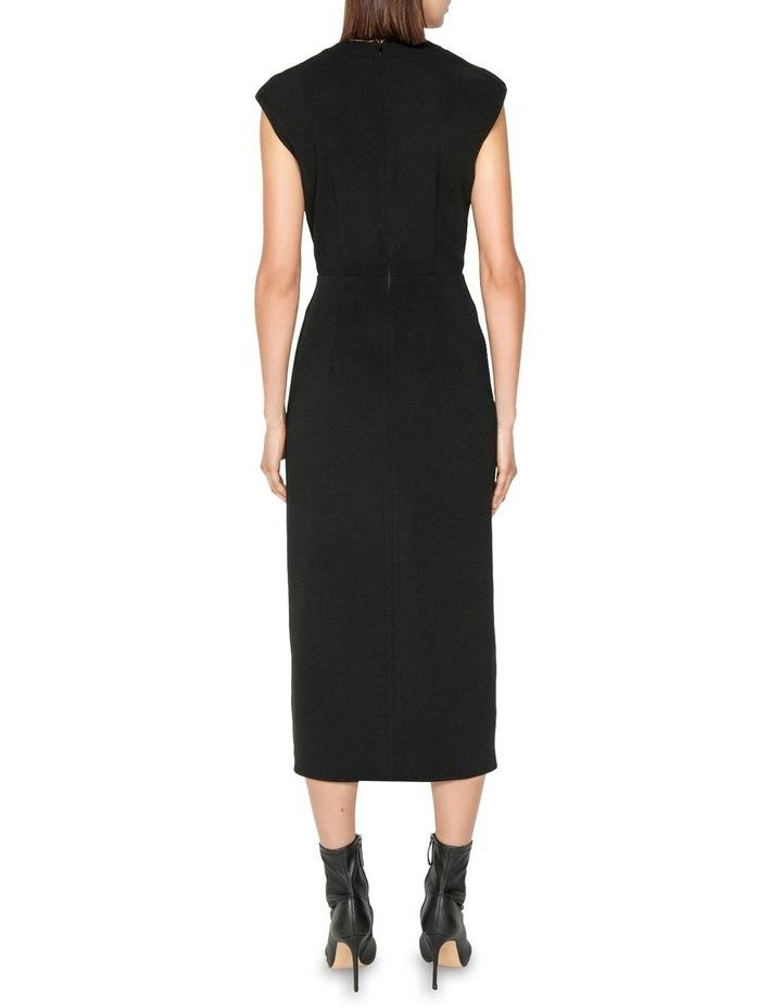 Keyhole Midi Dress image 3