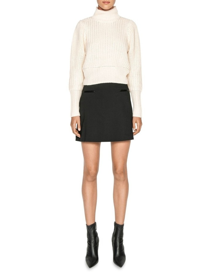 Chunky Textured Sweater image 1