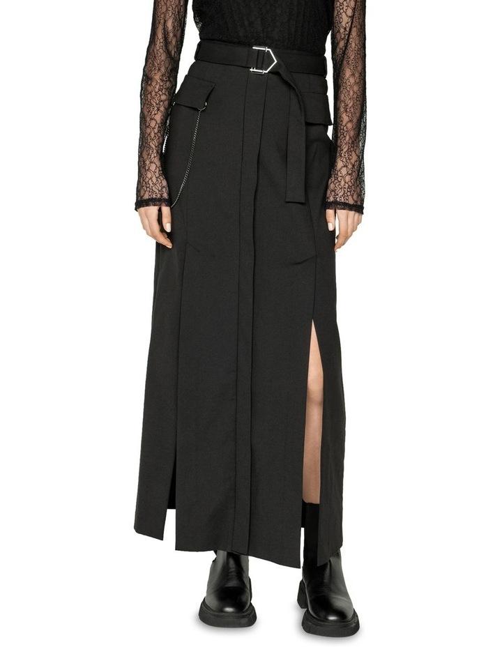 Organic Cotton Column Skirt image 1