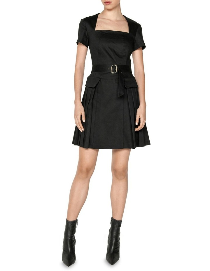 Cotton Pleated Dress image 1