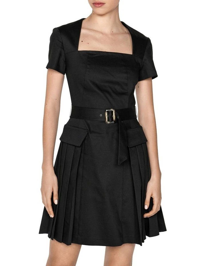 Cotton Pleated Dress image 2