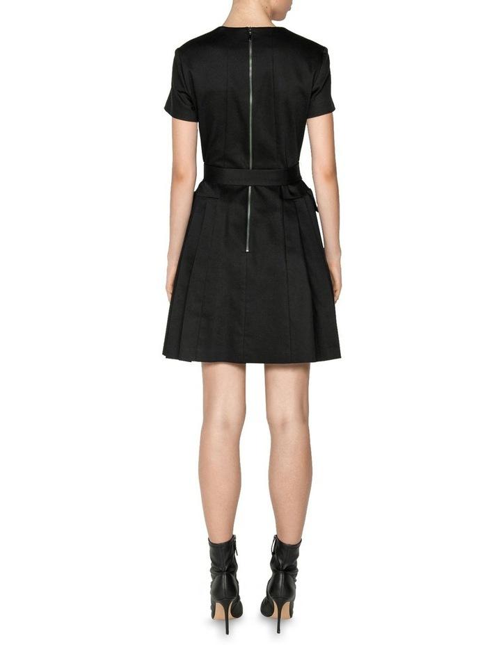 Cotton Pleated Dress image 3