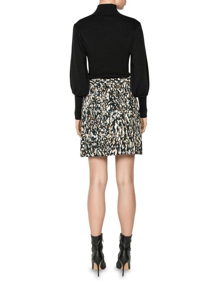 Leopard Mini Skirt image 2
