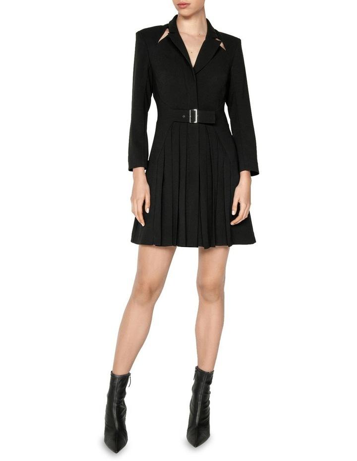 Cut Out Blazer Dress image 1
