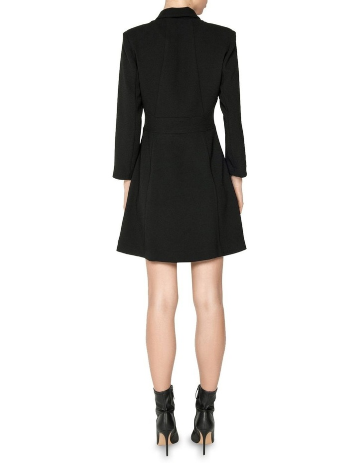 Cut Out Blazer Dress image 3