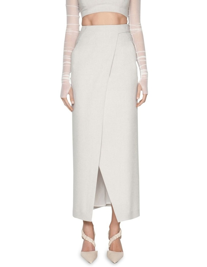 Wrap Front Skirt image 3