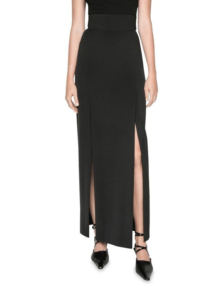 Tech Stretch Column Skirt image 1