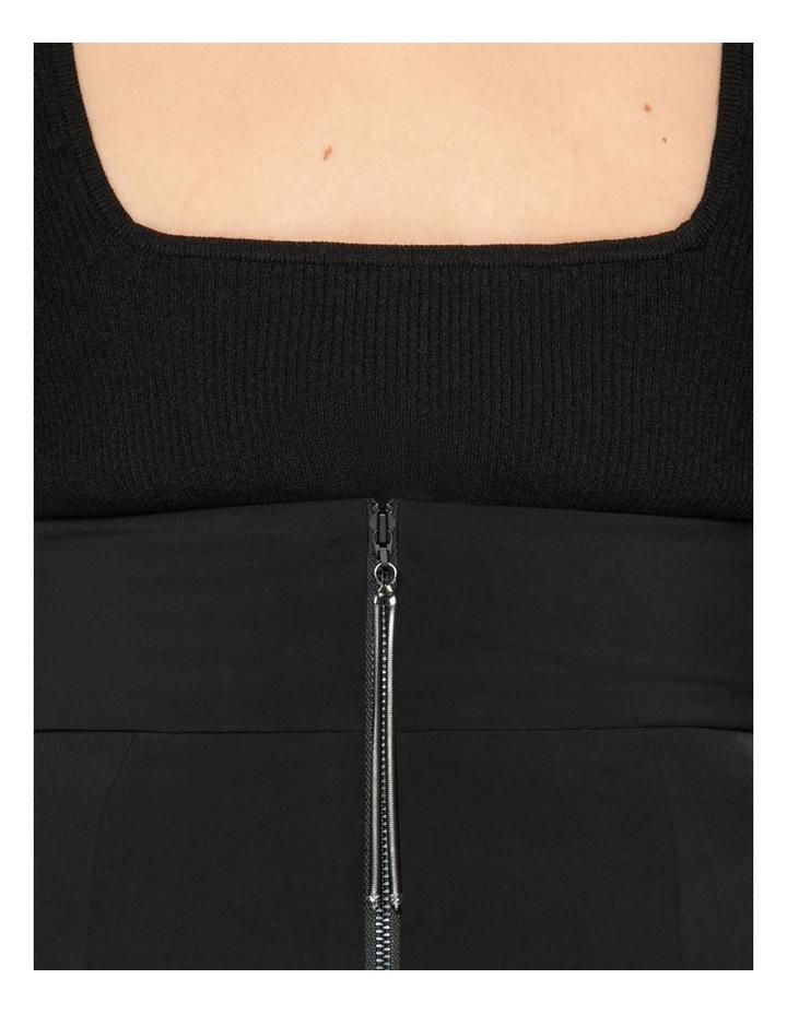 Tech Stretch Column Skirt image 3
