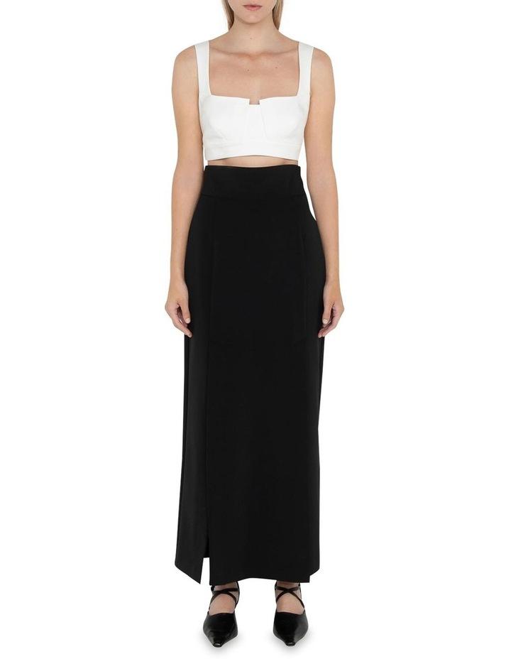 Tech Stretch Column Skirt image 4