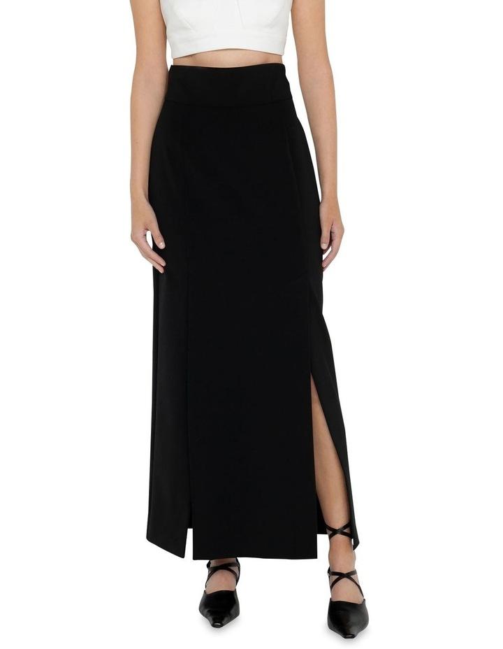 Tech Stretch Column Skirt image 5